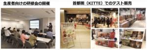 テスト販売―福島県