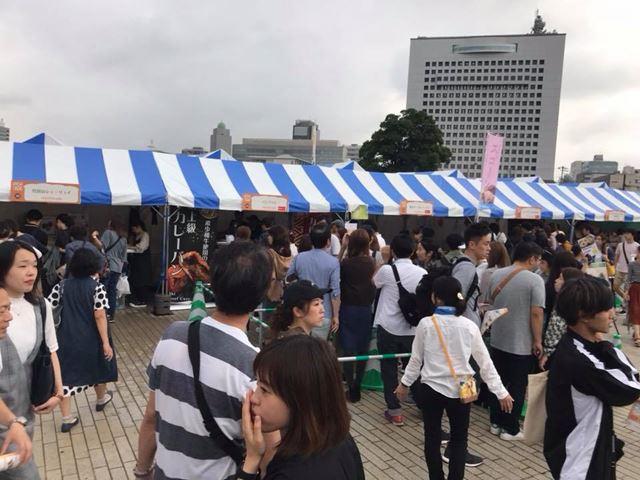 壱岐市のパンプラスが「パンのフェス2018秋」に出展4